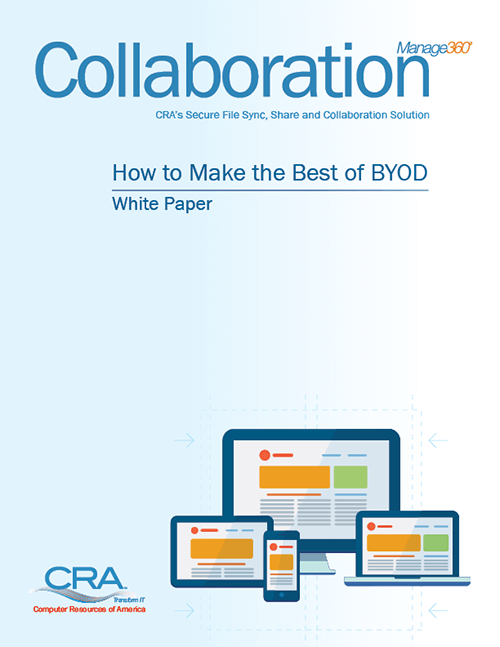 How to make the best of BYOD